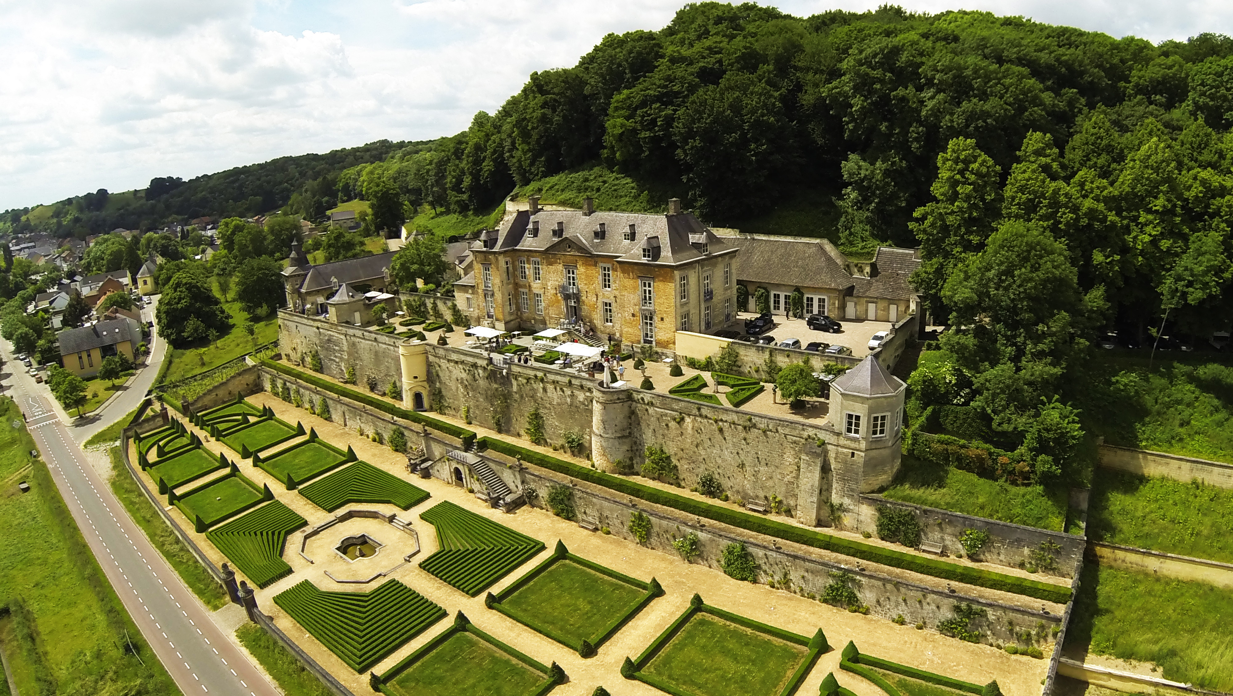 Welcome to Chateau Neercanne   Destination Maastricht